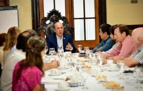 """Canteros con industriales de Corrientes: """"La alianza entre lo público y lo privado es la llave para crecer"""""""