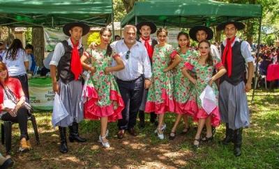 El Gobernador participó en San Miguel de un Encuentro Regional de Integración para Mujeres