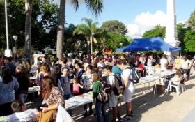 Dirección de Juventud: Se realizó la 8va Feria Del Libro Usado