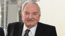 ESTADOS UNIDOS: A los 101 años, murió David Rockefeller