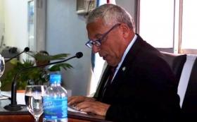 La parte del discurso de Gerardo Bassi que emocionó en la apertura de Sesiones Ordinarias del HCD