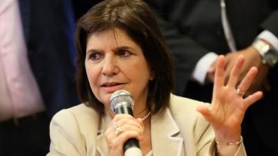 """PROTOCOLO ANTI-PIQUETES: Bullrich advirtió que habrá """"consecuencias"""" para los piqueteros"""