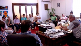 PIDEN GESTIONES AL INTENDENTE: Matarifes de Goya preocupados por las nuevas políticas del Gobierno Nacional