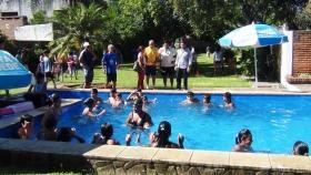 MAS DE 100 CHICOS DISFRUTAN DE COLONIA DE VACACIONES MUNICIPAL