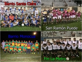 "Lluvia de goles en el Torneo de Verano ""Flecha Morato"""