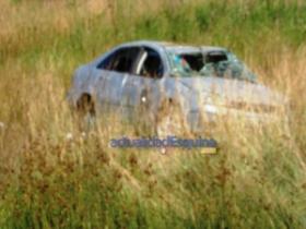 Cerca de Esquina: Una mujer falleció al volcar el automóvil en el que viajaba