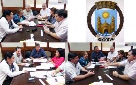 HCD GOYA: comisiones de Salud, de Economía y de Legislación eligen autoridades y confirman días de reunión