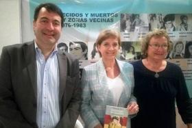 """MES DE LA MEMORIA EN GOYA: Notable repercusión de la presentación del libro """"Genealogías del recuerdo"""""""