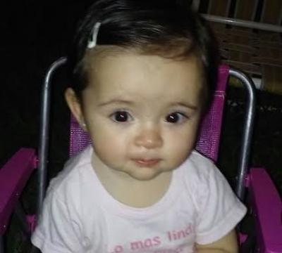 Sociales: Hoy cumple su primer añito Justina Méndez