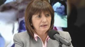"""Patricia Bullrich a Evo Morales por la ley de Migraciones: """"Es igual a la de Bolivia"""""""