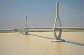 PIDEN INCLUSION EN EL PRESUPUESTO 2018: Santa Fe insiste en reactivar proyecto de puente Goya-Reconquista