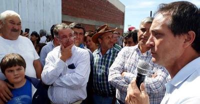 """Camau Espínola: """"Vamos a ganar la Capital, la Provincia, Goya y el resto de los municipios"""""""
