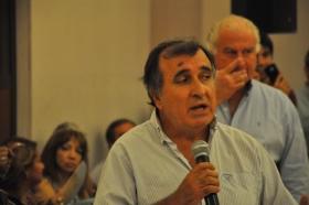 El diputado provincial Héctor María 'Tito' López fue denunciado por golpear a una mujer en la vía pública