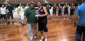 Con la coronación como campeón de Power Team, cerró el torneo de Básquet de Verano del municipio