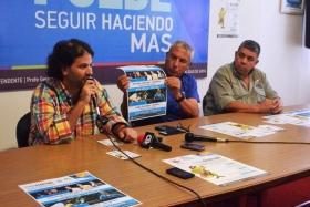 Municipio y COMUPE lanzaron el 7º Certamen de Música y Canto Pre-Surubí 2017