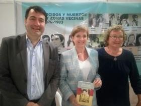 CON AUSPICIO MUNICIPAL: Angelina Uzín Olleros presentó su libro Genealogías del Recuerdo en la Casa de la Cultura de Goya