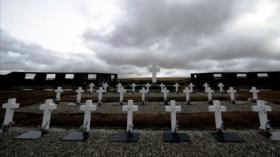 La Cruz Roja formará un grupo de forenses para identificar a los caídos en Malvinas