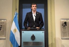 """Esteban Bullrich justificó la frase de Macri: """"La escuela estatal está en un nivel por debajo de la privada"""""""