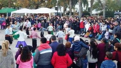 EN CONFERENCIA DE PRENSA: Anuncian la 4ª Feria Día del Artesano que se realizará del 17 al 19 de marzo en la plaza Mitre