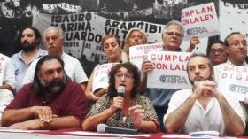 Conflicto docente: no hubo acuerdo y habrá paro nacional el 6 y 7 de marzo