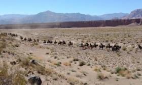 MENDOZA: Expectativa, algarabía e intenso calor en el inicio del Cruce de los Andes