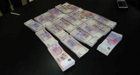 La justicia restituyó a la Municipalidad de Santa Lucía el dinero que le sustrajeron el año pasado