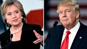 Últimas Encuestas: Clinton está arriba por tres puntos, pero el panorama sigue reñido