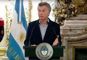 """Macri agradeció a la población por """"la comprensión y tolerancia"""" ante el aumento de la luz"""