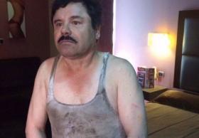 """SEGÚN INFORMÓ EL PRESIDENTE MEXICANO: El """"Chapo Guzmán"""" fue recapturado tras su espectacular fuga"""