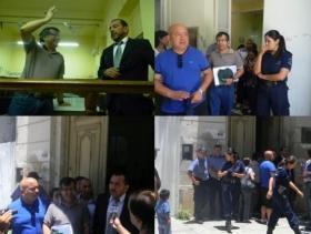 Del 20 al 24 de Febrero nuevo juicio a Domingo Pacheco