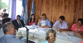 Apertura de Sesiones Ordinarias: La intendente de San Isidro repasó obras y reclamó a la provincia
