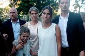 """Arroyo Salgado le pidió al Papa que rece para """"llegar a la verdad"""" sobre la muerte del fiscal Nisman"""