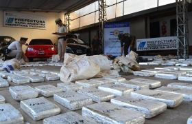 La Justicia Federal porteña pedirá unificar 15 causas por narcotráfico que tramitan en Corrientes