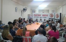 Reunión del Panu: las bases no quieren alianza con ECO