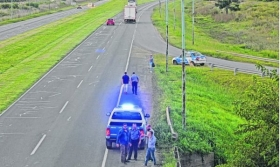 "Rosario: Atacan a tiros al convoy donde iban los acusados de matar a ""Pájaro"" Cantero"