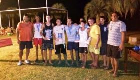 CIUDAD DEL DEPORTE: Resultados del Torneo de Beach Vóley en la Playa El Ingá