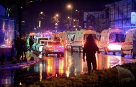 TURQUÍA: Un ataque en una discoteca en Estambul dejó al menos 39 muertos