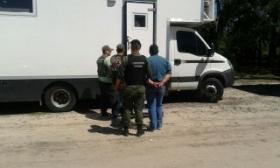 Trasladaron a Buenos Aires a los detenidos en la megacausa por narcotráfico