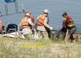 COLONIA CAROLINA: Hallan  el cuerpo de un joven que habría perecido ahogado