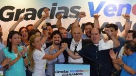 LA OPOSICIÓN VENEZOLANA AMPLIÓ SU VICTORIA: TENDRÁ EL CONTROL TOTAL DEL PARLAMENTO