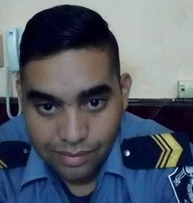 En Santa Lucía: Cabo de la Policía de Corrientes apareció muerto en su vivienda