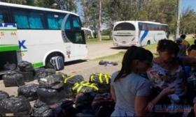 Decomisaron mercaderías por el valor de $400.000 en Curuzú Cuatiá