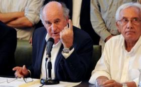 La causa de la efedrina: Un fiscal pidió detener a Oscar Parrilli por encubrir a Ibar Pérez Corradi