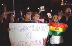 CULMINA EL ESCRUTINIO EN BOLIVIA: TRIUNFÓ EL NO A LA REELECCIÓN DE EVO MORALES EN EL REFERÉNDUM