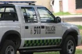Investigan la muerte de un motociclista en el acceso Sur de Goya