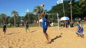 CIUDAD DEL DEPORTE: 32 equipos participaron en la 2ª temporada de Beach Vólet en la Playa El Ingá