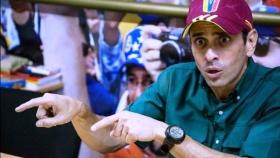 """CAPRILES Y LOS COMICIOS VENEZOLANOS: """"NO HAY NINGUNA POSIBILIDAD DE QUE EL CHAVISMO GANE LA ELECCIÓN"""""""