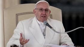"""PAPA FRANCISCO: """"A Jesús lo seguían en forma espontánea, no lo llevaban en colectivo"""""""